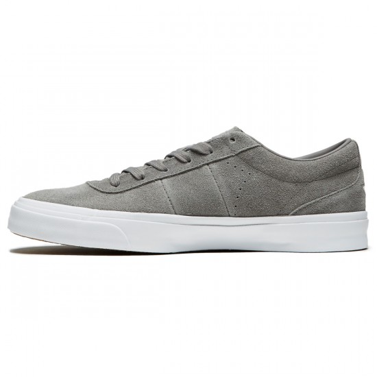 Converse One Star CC Ox Oiled Suede Shoes - Charcoal Grey