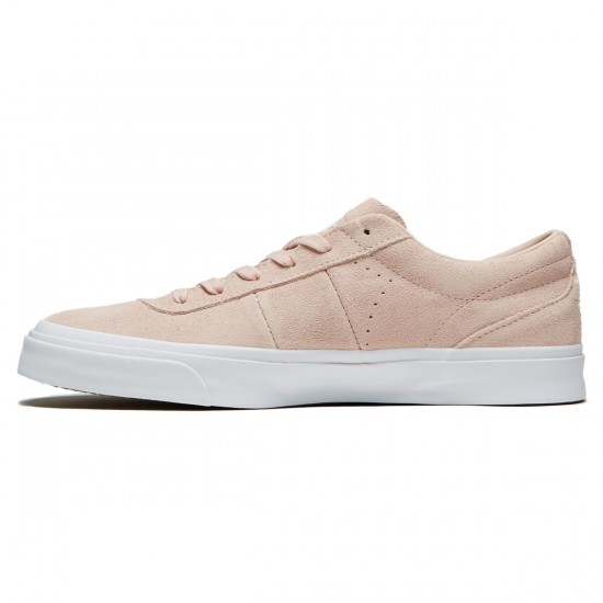 Converse One Star CC Ox Oiled Suede Shoes - Dusk Pink/Dusk/White - 10.0