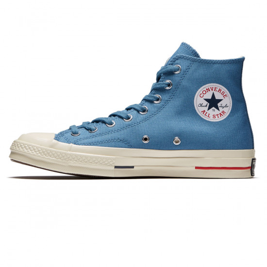 Converse Chuck Taylor All Star 70 Hi Shoes - Aegean Storm/Gym Red/Navy - 7.0