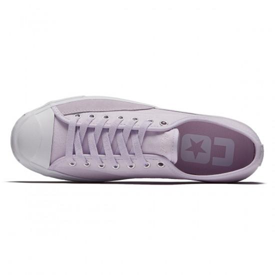 Converse Jack Purcell Pro Shoes - Barely Grape/White - 7.0