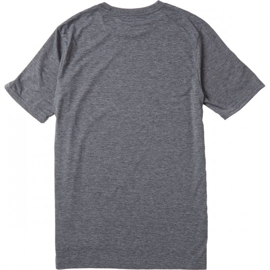 Oakley O Mesh Ellipse T-Shirt - Athletic Heather Grey