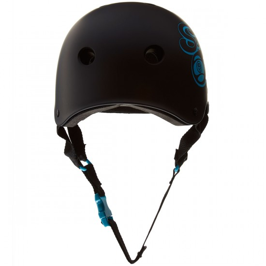 Sector 9 Rally Brainsaver Helmet - Black