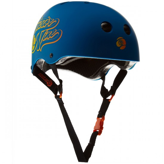 Sector 9 Rally CPSC Helmet - Blue