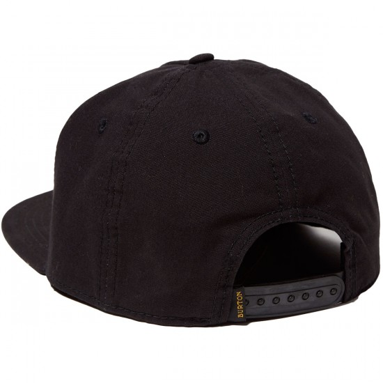 Burton Durable Goods Hat - True Black