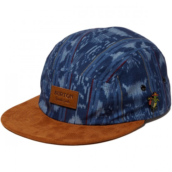 Burton Strange Daze Hat - Dark Denim Guatikat