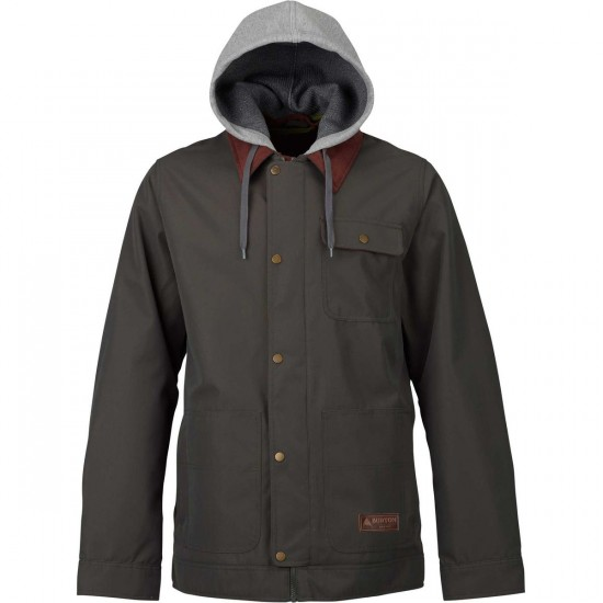 Burton Dunmore Snowboard Jacket - Forest Night