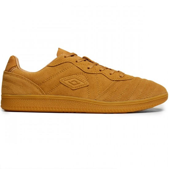 CLSC X UMBRO El Ray Shoes - Camel - 8.0