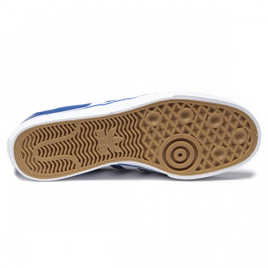 Adidas adi Ease Shoes - Blue/White/Blue - 8.0