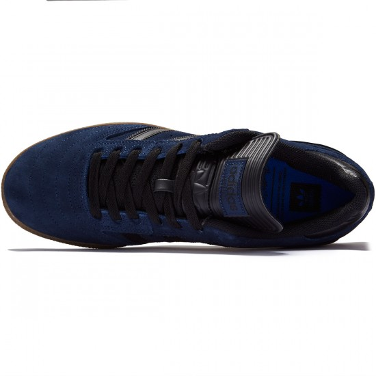 Adidas Busenitz Shoes - Collegiate Navy/Black/Gum - 7.0