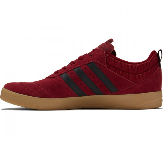 Adidas Suciu ADV Shoes - Collegiate Burgundy/Black/Gum - 8.0