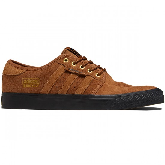 Adidas Seeley ADV Shoes - Timber/Timber/Black - 8.0