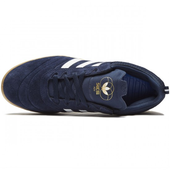 Adidas Suciu ADV Shoes - Navy/White/Gum - 8.0