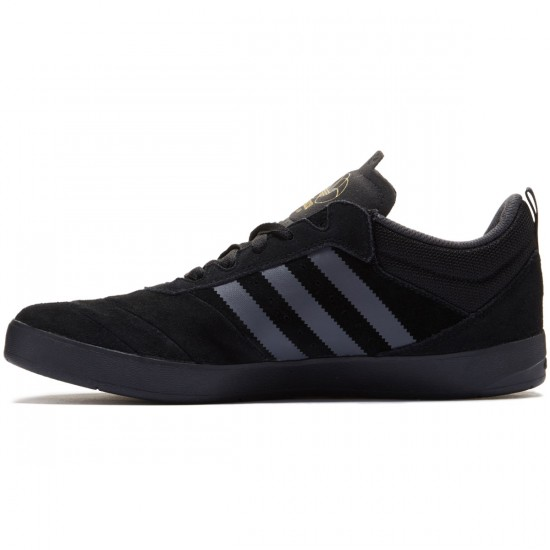 Adidas Suciu ADV Shoes - Black/Grey/Black - 8.0