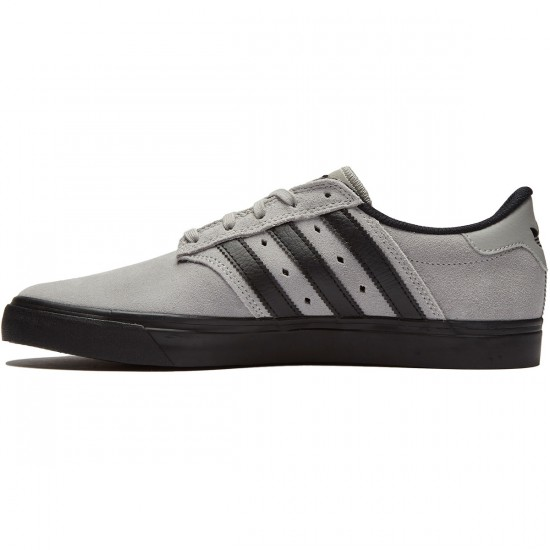 Adidas Seeley Premiere Shoes - Grey/Black/Black - 8.0