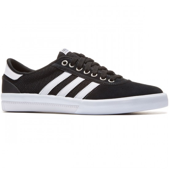 Adidas Lucas Premiere Shoes - Black/White/White - 7.0