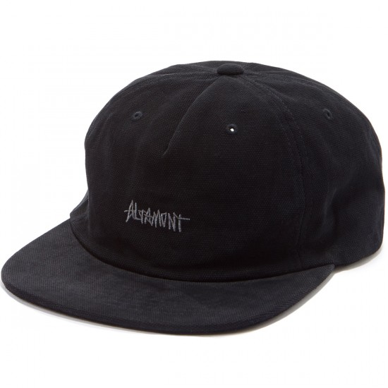 Altamont Salvo Hat - Black