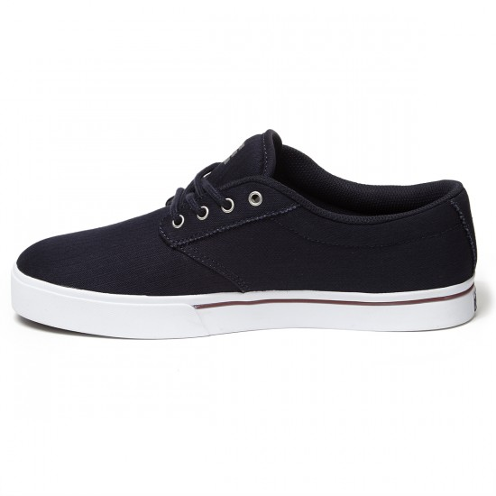 Etnies Jameson 2 ECO Shoes - Navy/White - 8.0
