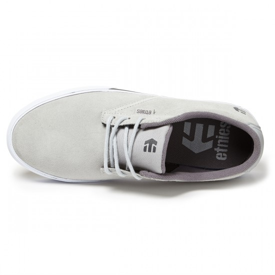Etnies Jameson Vulc Shoes - Light Grey - 8.0
