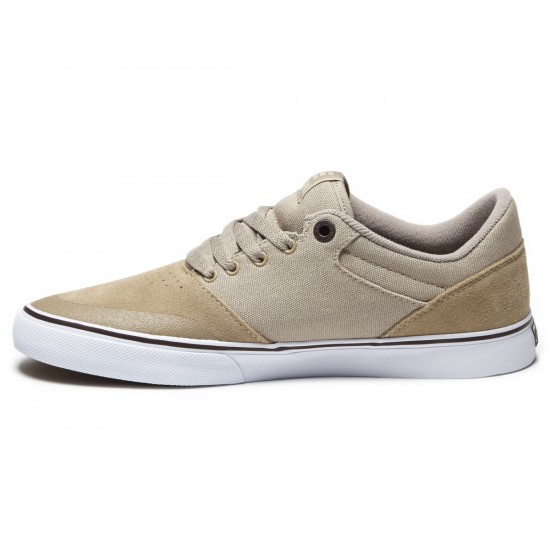 Etnies Marana Vulc Shoes - Taupe - 8.0