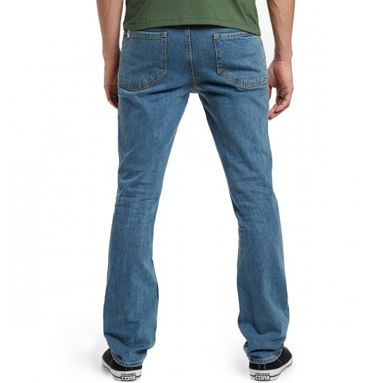 Altamont Wilshire Straight Jeans - Thrift Wash - 30 - 32