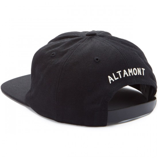 Altamont BOHR 2 Hat - Black/White