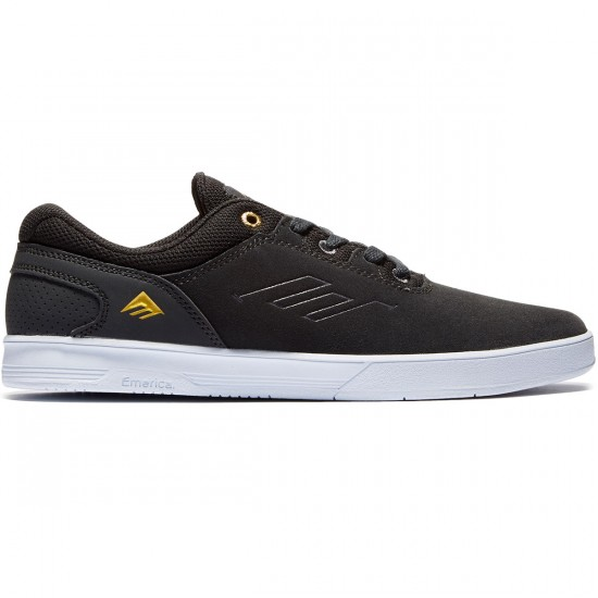 Emerica Westgate CC Shoes - Dark Grey/White - 8.0