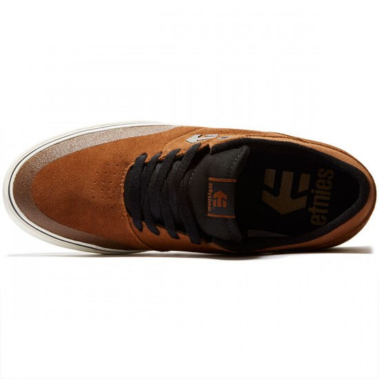 Etnies Marana Vulc Shoes - Brown - 8.0