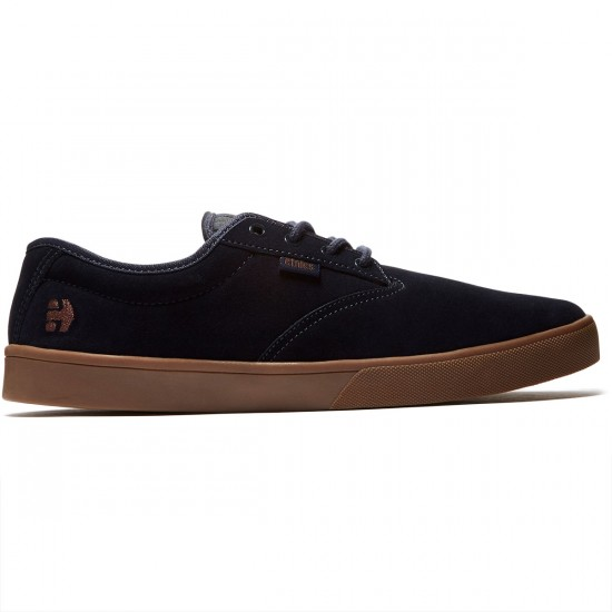 Etnies Jameson SL Shoes - Navy/Gum - 10.5