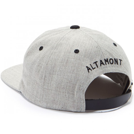 Altamont BOHR 2 Hat - Grey/Heather