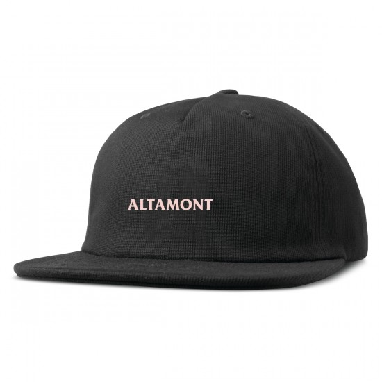 Altamont Collapse Deconstructed Hat - Black