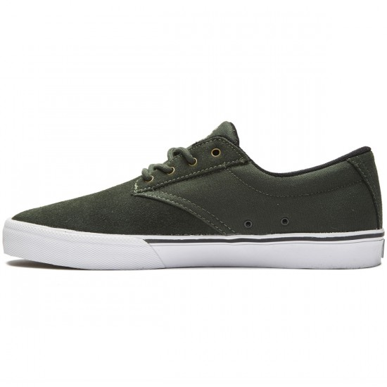 Etnies Jameson Vulc Shoes - Forrest - 8.0