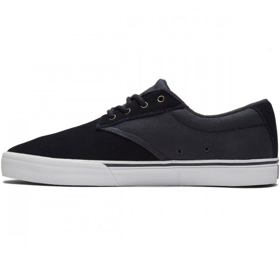 Etnies Jameson Vulc Shoes - Navy/White/Gum - 8.0
