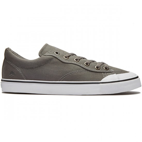 Emerica Indicator Low Shoes - Grey/White - 8.0