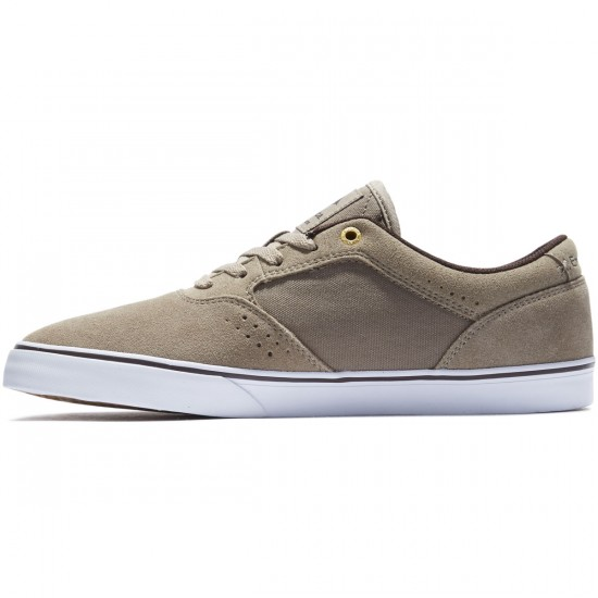 Emerica The Herman G6 Vulc Shoes - Warm Grey - 8.0