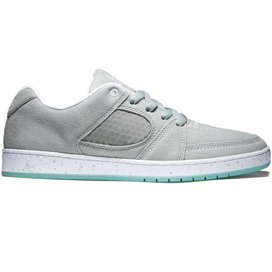 eS Accel Slim Shoes - Grey/Blue - 8.0