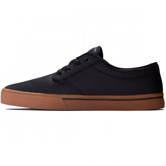 Etnies Jameson 2 ECO Shoes - Black/Bronze - 8.0