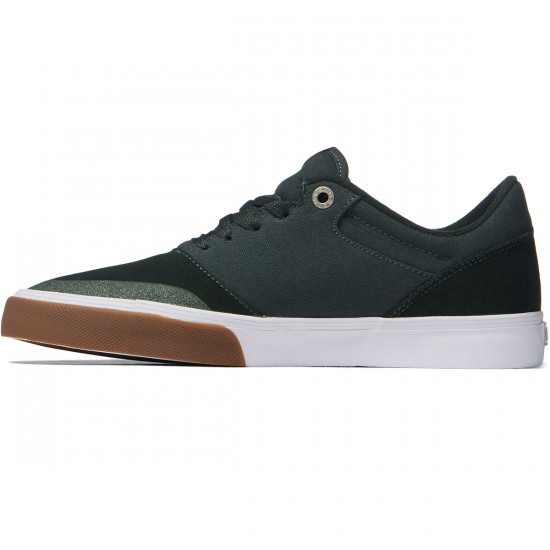 Etnies Marana Vulc Shoes - Green/White/Gum - 8.0