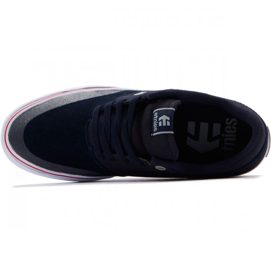 Etnies Marana Vulc Shoes - Navy/White - 8.0