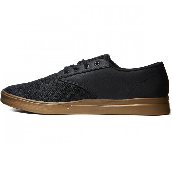 Etnies Jameson SC Shoes - Black/Gum/Grey - 8.0