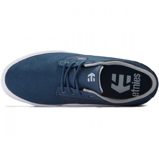 Etnies Jameson Vulc Shoes - Slate - 8.0