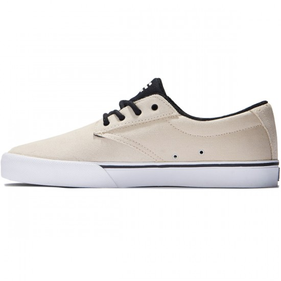 Etnies Jameson Vulc Shoes - White - 8.0