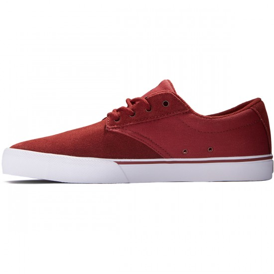 Etnies Jameson Vulc Shoes - Rust - 8.0