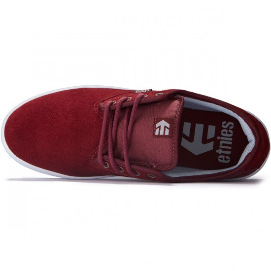 Etnies Jameson SL Shoes - Burgundy - 8.0
