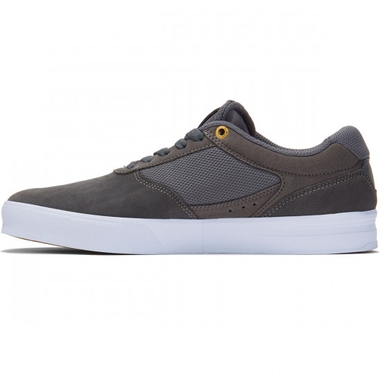 Emerica Empire G6 Shoes - Grey/White - 8.0
