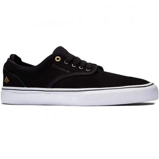 Emerica Wino G6 Shoes - Black/White - 8.0