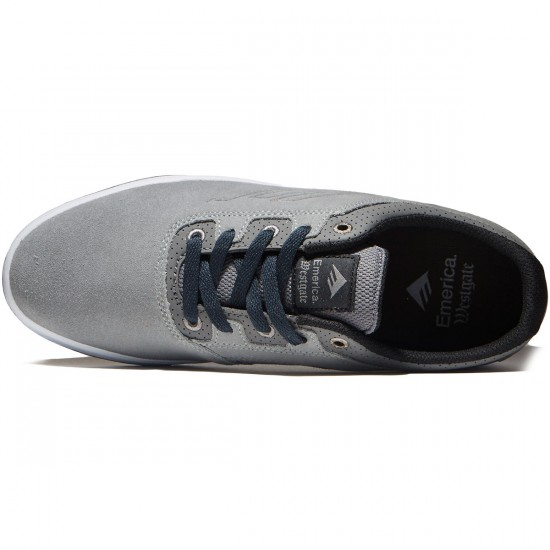 Emerica Westgate CC Shoes - Grey/Grey - 8.0