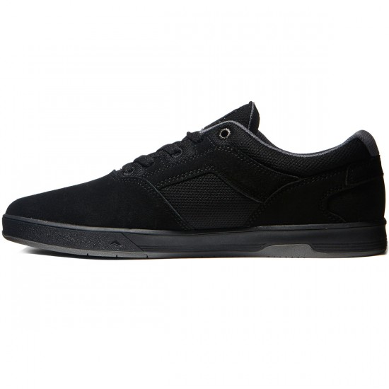 Emerica Westgate CC Shoes - Black/Grey/Grey - 8.0