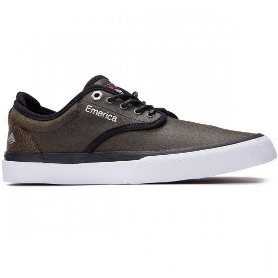 Emerica Wino G6 x Indy Shoes - Brown/Black - 7.0