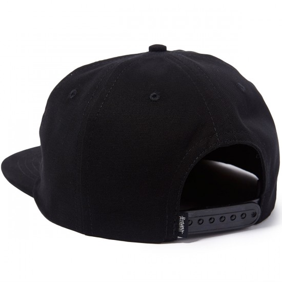 Altamont Localized Hat - Black