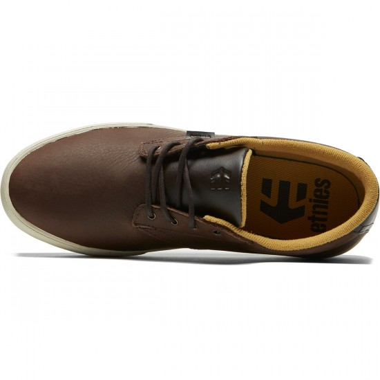 Etnies Jameson Vulc Shoes - Brown